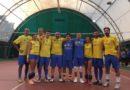 L'esordiente squadra di volley dell'UniCal cede solo ai Campioni d'Italia di Siena