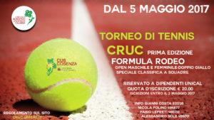 Torneo di tennis CRUC