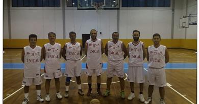 Anche l'UniCal del basket è da podio