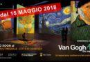 Van Gogh Alive Cosenza – Museo Multimediale Città di Cosenza, dal 15 maggio 2018