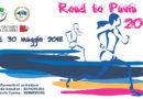 Allenamenti squadra podismo CRUC per Pavia 2018