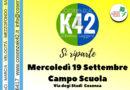 Corsi di atletica giovanile Cosenza K42
