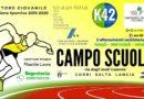 Corsi di atletica giovanile K42 – Campo Scuola Cosenza